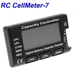 RC CellMeter-7 Digital Lipo Battery Capacity Checker