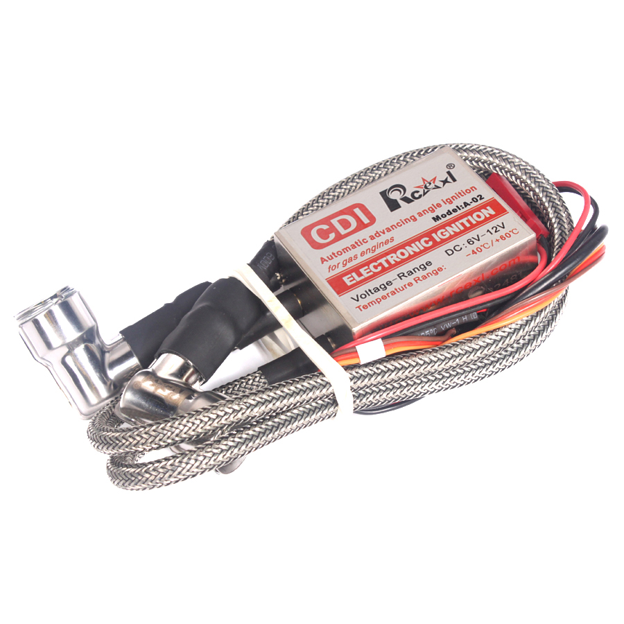 Rcexl Twin Cylinders Cdi Ignition System