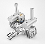 RCGF 60cc Twin Engine Set