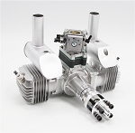 RCGF 70cc Stinger Twin Gas Engine Set