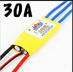 Mystery Cloud 30A Brushless ESC with BEC RC Speed Controller For RC Airplane Helicopter