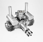RCGF 70cc Twin Gas Engine Set